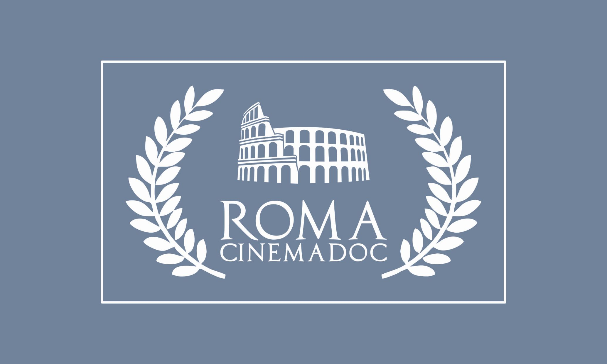 Roma CinemaDOC logo (courtesy of Roma CinemaDOC)